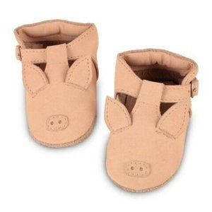 Donsje Amsterdam Spark Piglet Leather Baby Shoes